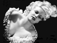 The Blond Bombshell...Jean Harlow