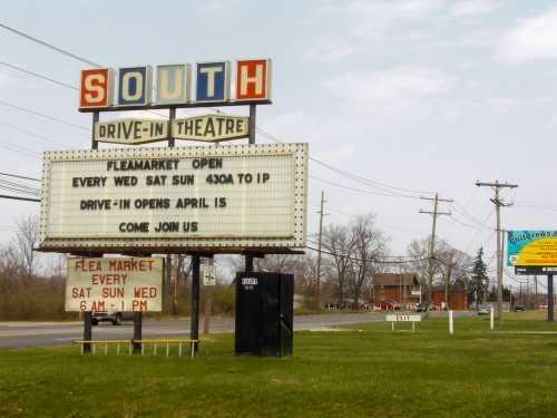 South Drive-In, Columbus, Ohio