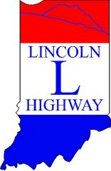 Indiana Lincoln Highway Logo
