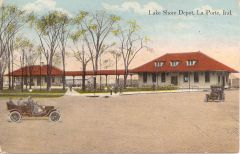 New York Central Depot, La Porte, IN