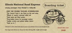 Stagecoach Boarding Pass