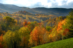 Jefferson National Forest, western Virginia