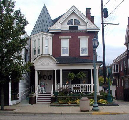 Sturgis House B&B, E. Liverpool, OH