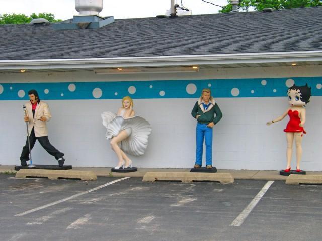 The Polk-a-Dot Drive In - Braidwood, IL