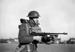 Tommy Gun in WWI