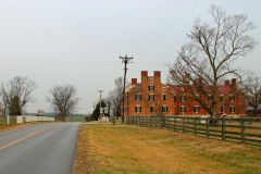 Old US-68 Near the Shaker Village, South Union, KY