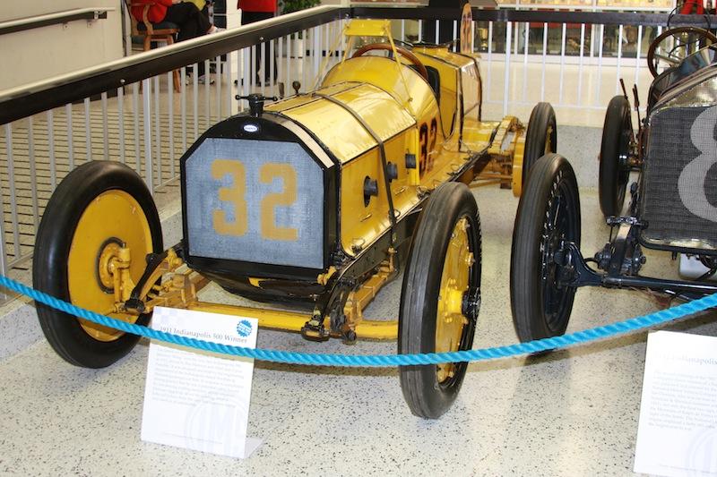 1923 Indy 500 Winner