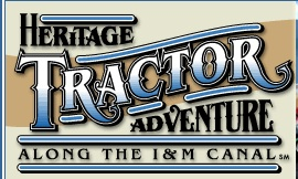 Heritage Tractor Adventure Logo