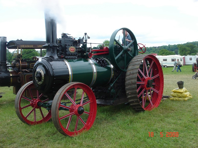Ransomes Sybil 18504