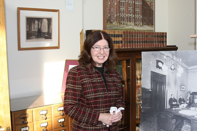 Mary Ellen Hennessey Nottage, Executive Dir., Indiana Medical History Museum