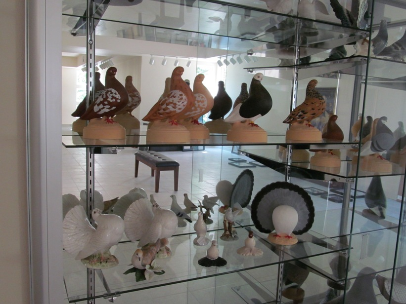 American Pigeon Museum Display 2