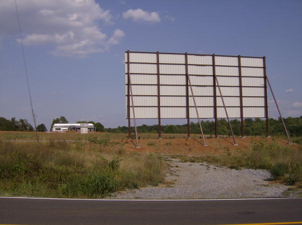 Mayberry Drive In Screen