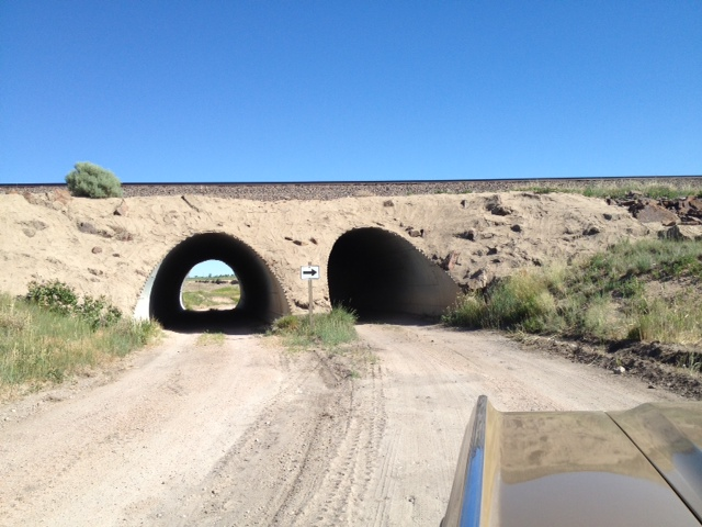 RR tunnels