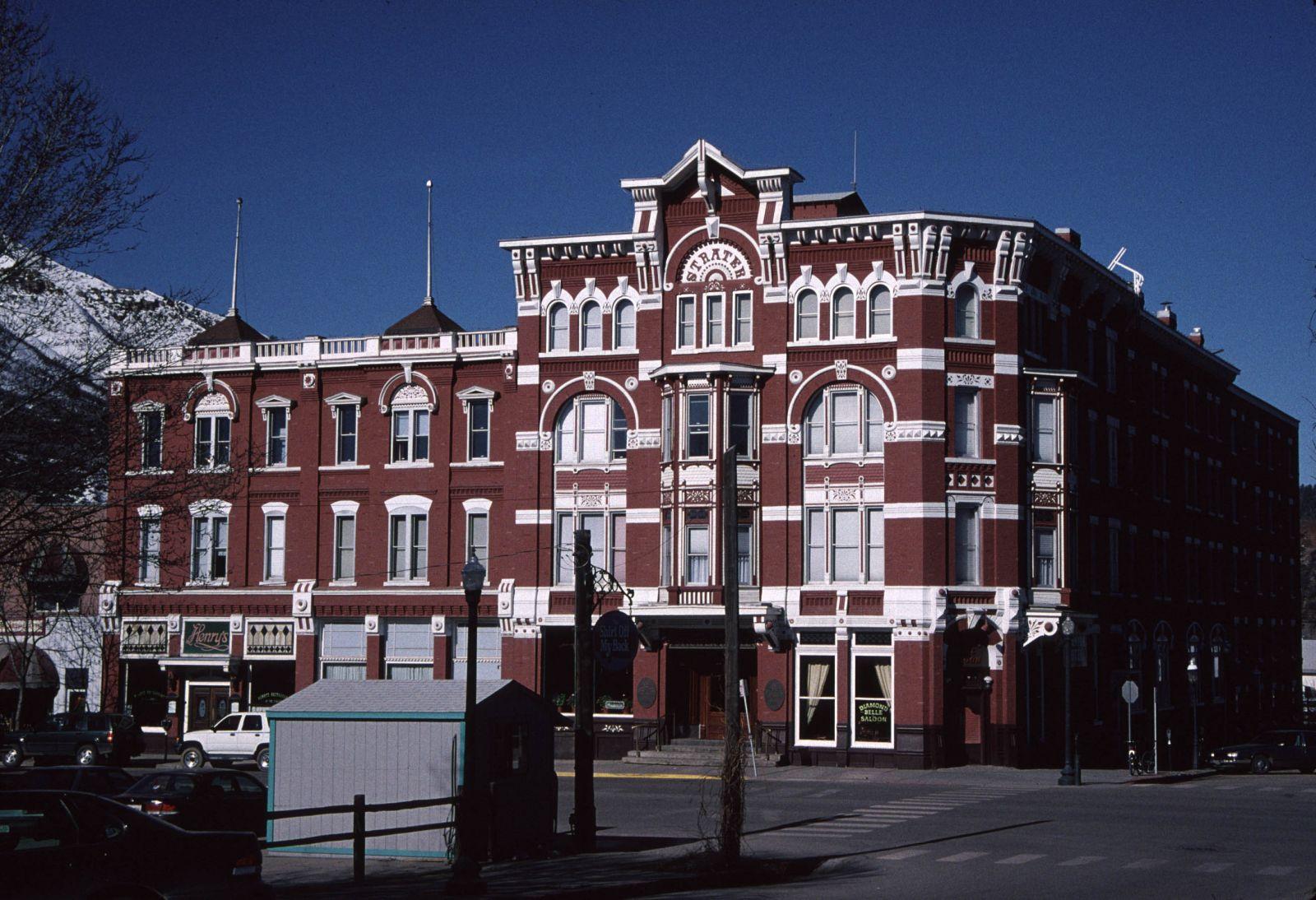 Downtown Durango, Colorado.