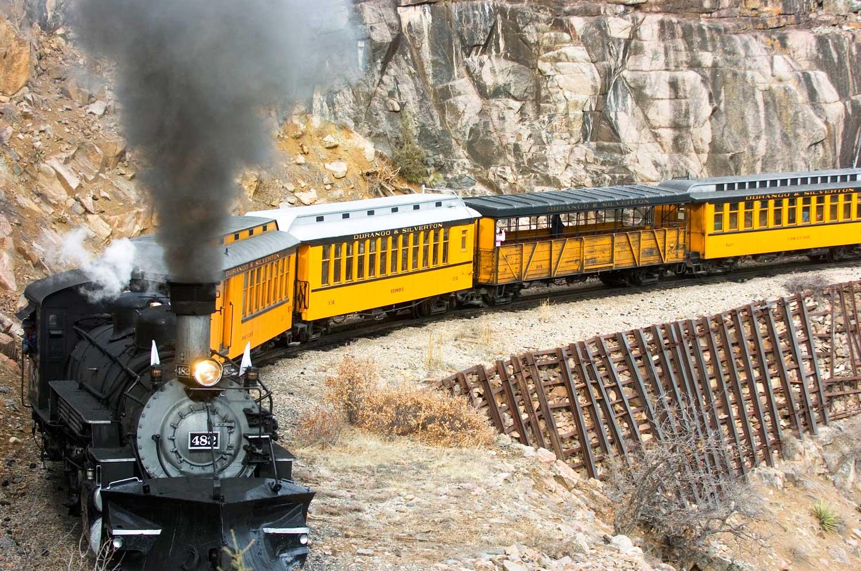 Durango and Silverton Narrow Gauge Railway