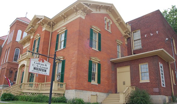 Galena And Grant Museum