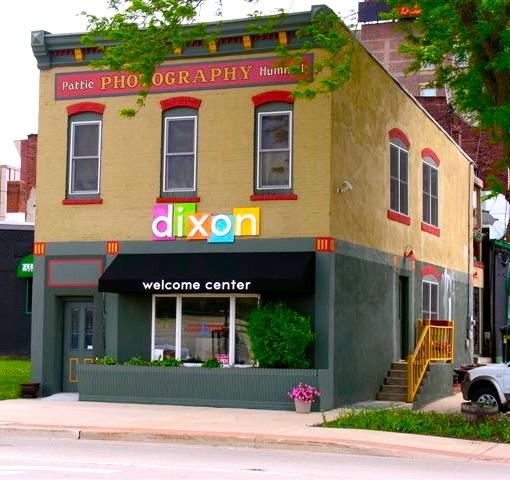 Dixon Welcome Center Summer