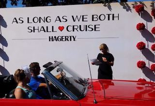 Haggerty Display at the Woodward Dream Cruise 2016