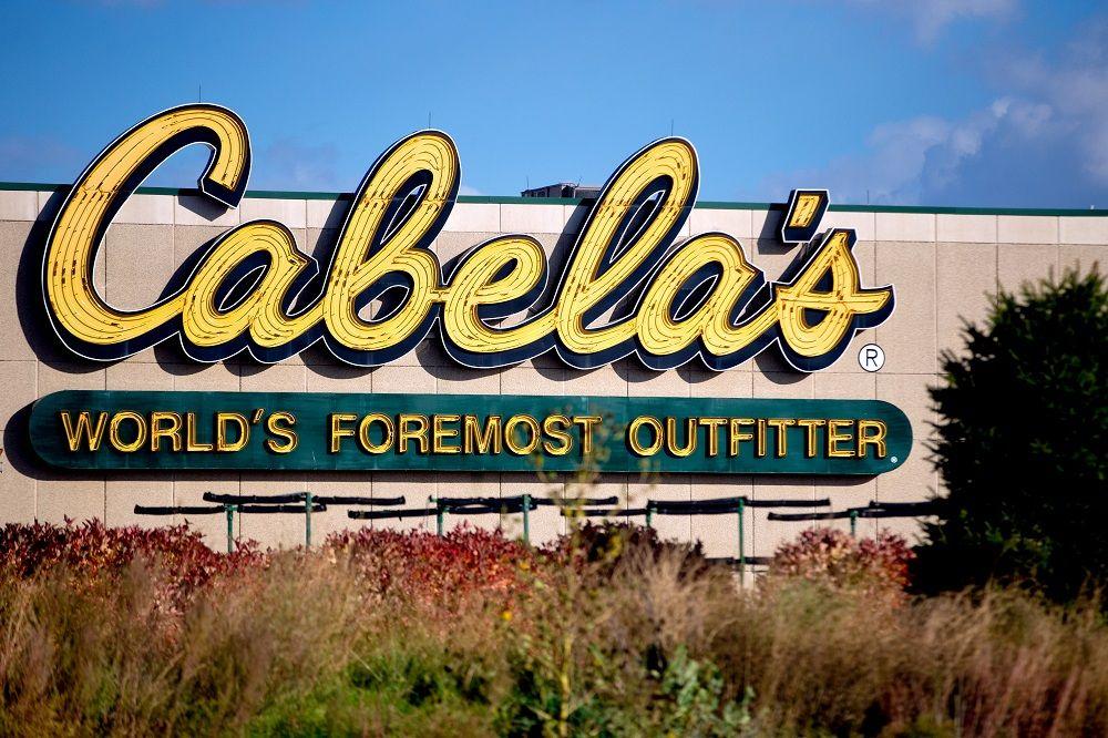 Cabela's Sign