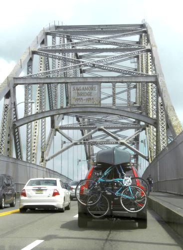 Sagamore Bridge, Sandwich, MA