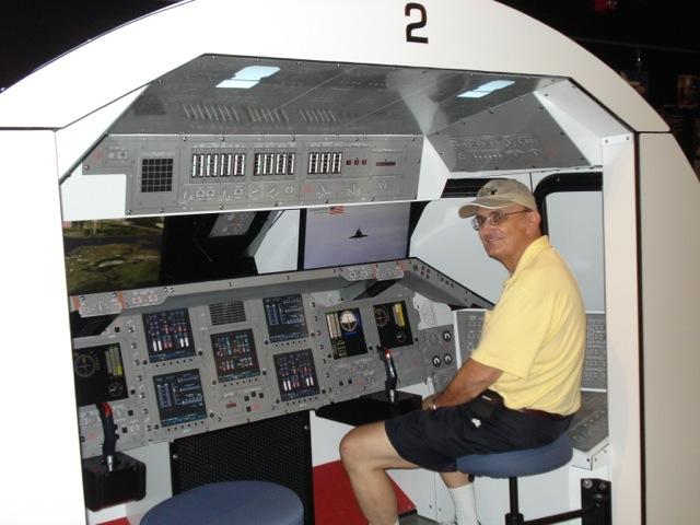 USAF Shuttle SIm