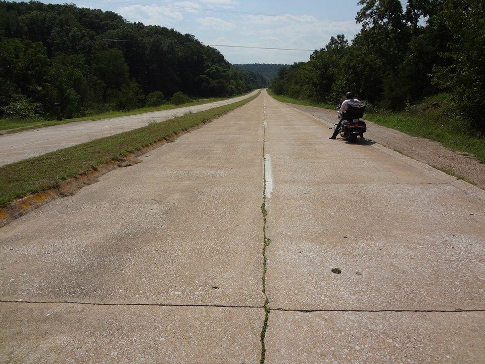 Rt 66 old segment