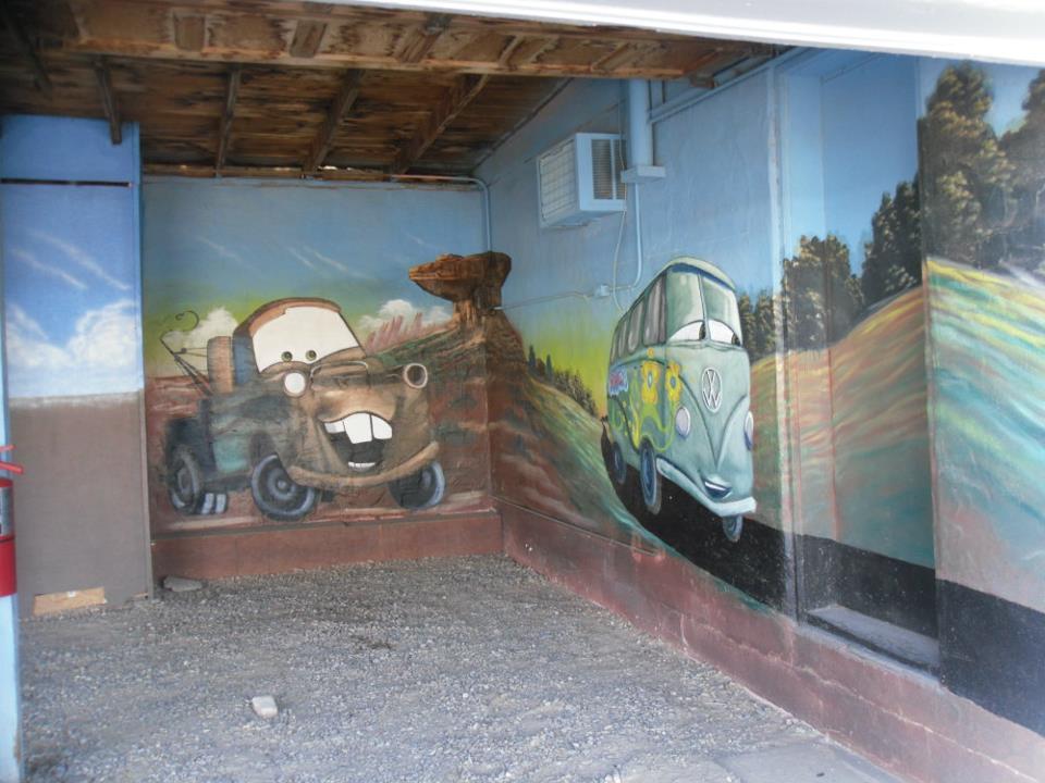 garage swallow