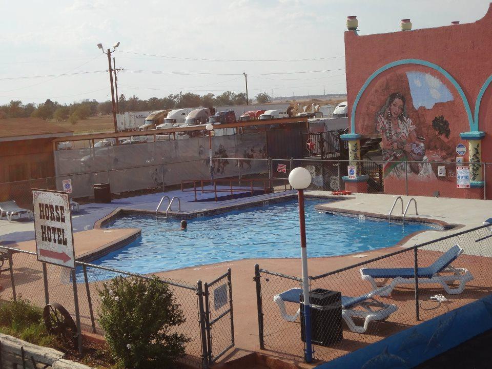 Big Texan Pool