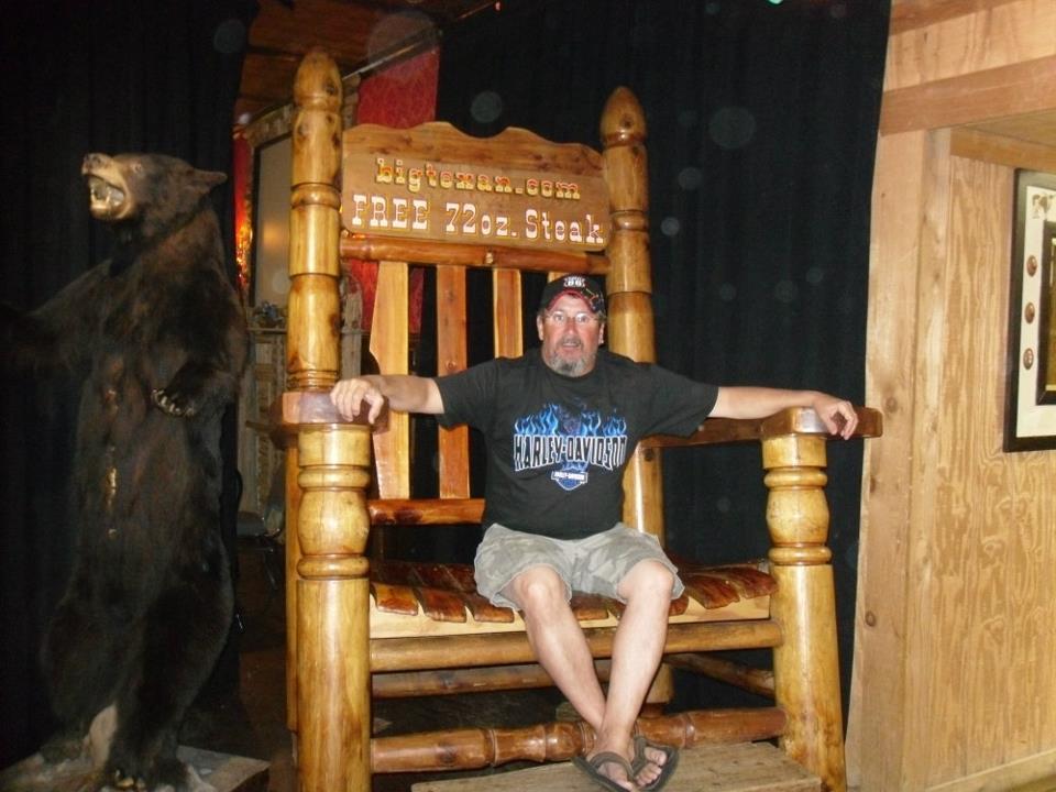 Big Texan Chair