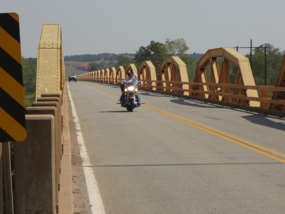 Pony Bridge
