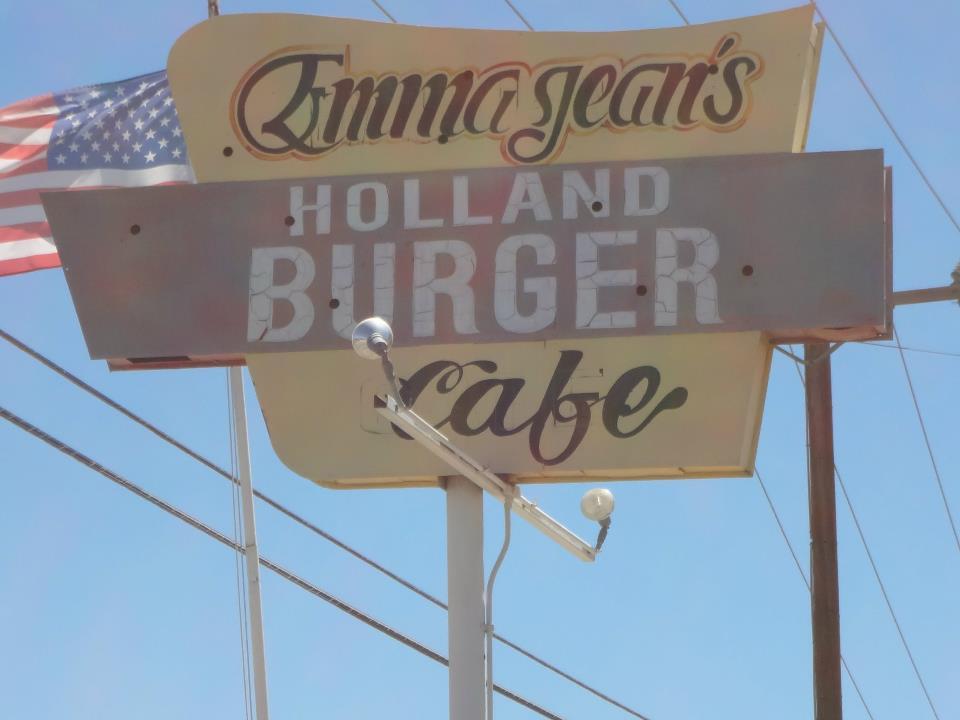 Emma Jeans Holland Burger