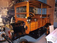 Model T Ford Depot Hack