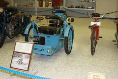 French Racing Car from 1896.