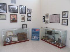 American Pigeon Museum Display 1