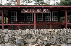 roadside paperhouse