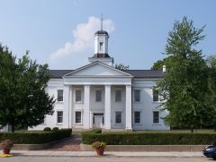 First Capitol Of Ill