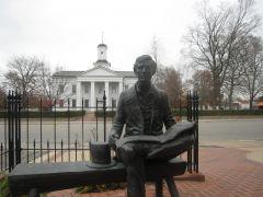 Lincoln In Vandalia