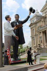 Lincoln dedication