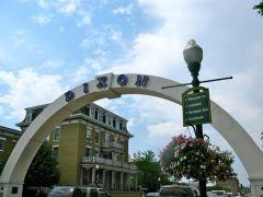 Dixon Arch