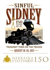 Sinful Sidney  Sesquicentennial