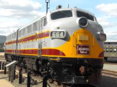 Lackawanna Engine 664