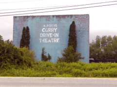 Kirsch's Corry Drive-In, Corry, PA