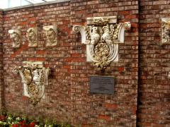 Rockefeller Greenhouse Gargoyles, Cleveland, OH