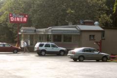Village Diner, Milford, PA