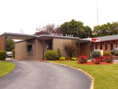 Hamlin Bank, Kane, Pennsylvania