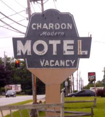 Chardon Motel, Chardon, OH