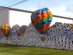 PennDOT Sculptures, Meadville, PA