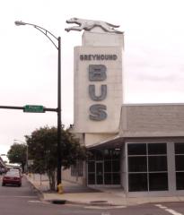 Greyhound Bus Station, Jacksonville, Florida