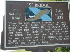 US40 S Bridge Sign