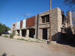 Another Old Bldg On 66 In Az